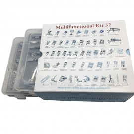 Kit 52 prensatelas